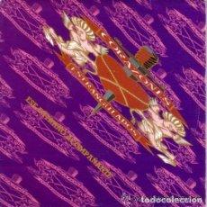 Discos de vinilo: CORAZONES ESTRANGULADOS - ESE EXTRAÑO ACOMPAÑANTE - SINGLE SPAIN 1991. Lote 82945264