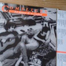 Dischi in vinile: LP( VINILO) DE COMPLICES AÑOS 90. Lote 82951400