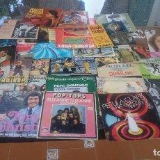Discos de vinilo: LOTE DE DISCOS SINGLE AÑOS 70. Lote 82955792