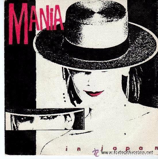 MANIA – IN JAPAN - SINGLE PROMO SPAIN 1984 (Música - Discos de Vinilo - Singles - Pop - Rock Extranjero de los 80)