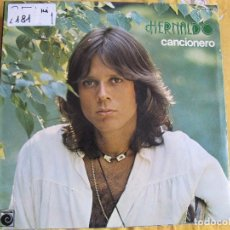 Discos de vinil: LP - HERNALDO - CANCIONERO (SPAIN, DISCOS NOVOLA 1977, PORTADA DOBLE). Lote 82963284