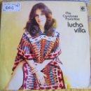 Discos de vinilo: LP - LUCHA VILLA - MIS CANCIONES FAVORITAS (PROMO ESPAÑOL, ZAFIRO 1974). Lote 82964680