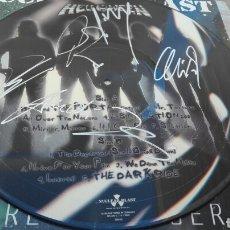 Discos de vinilo: HELLOWEEN PICTURE DISC VINILO FIRMADO POR LA BANDA. Lote 24179287
