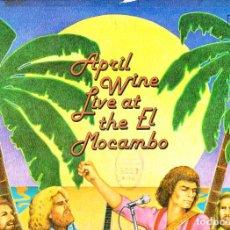 Discos de vinilo: APRIL WINE. HEAVY METAL 70 Y 80. 3 LPS VINILO. Lote 82988752