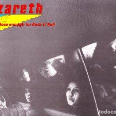 Discos de vinilo: NAZARETH. 4 LP VINILO. HEAVY ROCK 70 Y 80. Lote 82988912