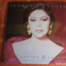 Discos de vinilo: ISABEL PANTOJA DOBLE LP RCA 1990 - LA CANCION ESPAÑOLA - THE ROYAL PHILARMONIC ORCHESTRA LUIS COBOS. Lote 83000692