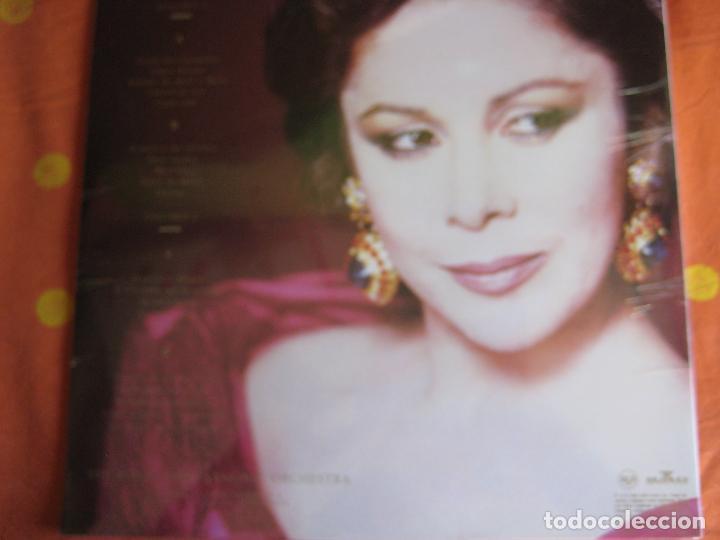 Discos de vinilo: ISABEL PANTOJA DOBLE LP RCA 1990 - LA CANCION ESPAÑOLA - THE ROYAL PHILARMONIC ORCHESTRA LUIS COBOS - Foto 2 - 83000692