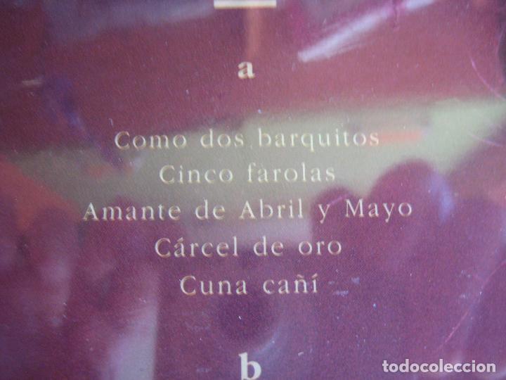 Discos de vinilo: ISABEL PANTOJA DOBLE LP RCA 1990 - LA CANCION ESPAÑOLA - THE ROYAL PHILARMONIC ORCHESTRA LUIS COBOS - Foto 3 - 83000692