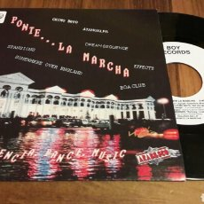 Discos de vinilo: PONTE LA MARCHA: MIX PROMO.(SG.7