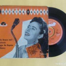 Discos de vinilo: CATERINA VALENTE - EPE 4 CANCIONES - MUSICA VINILO. Lote 83063648