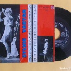 Discos de vinilo: SYLVIE VARTAN - EPE 4 CANCIONES - MUSICA VINILO. Lote 83063708