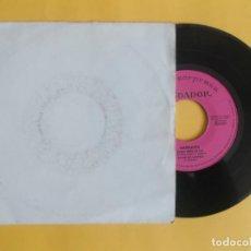 Discos de vinilo: MODULOS - EPE 4 TEMAS - MUSICA VINILO. Lote 83066504