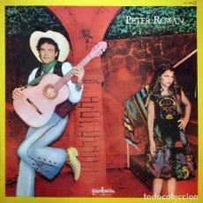 Discos de vinilo: PETER ROWAN - PETER ROWAN. Lote 83079592