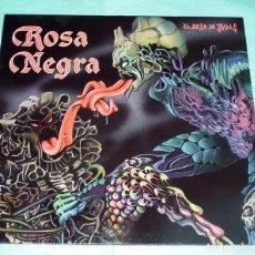 Discos de vinilo: LP ROSA NEGRA - EL BESO DE JUDAS. Lote 83169464