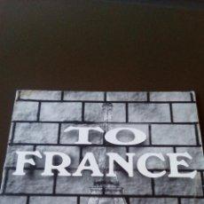 Discos de vinilo: YOLY - TO FRANCE - CONTRASEÑA RECORDS - BUEN ESTADO - VER FOTOS. Lote 83172104