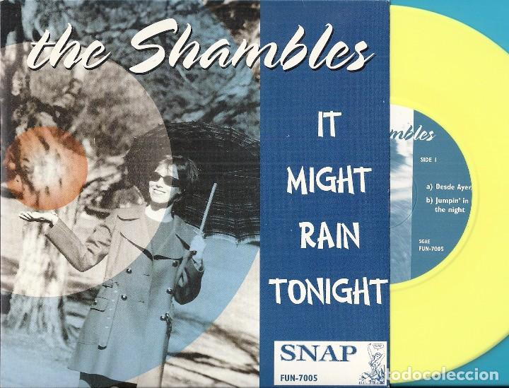 Tonight Is Last Night For Alternate >> Shambles The It Might Rain Tonight Desde Ayer Jumpin In The Night Rain Alternate Mix 2