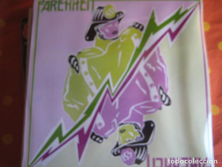 FARENHEIT 451 MAXI MR 1983 - NO VA A SUCEDER/ SUERTE +2 PISTONES - WAQ - MOVIDA MADRILEÑA (Música - Discos de Vinilo - Maxi Singles - Grupos Españoles de los 70 y 80)
