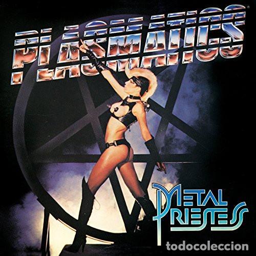 LP PLASMATICS METAL PRIESTESS VINILO PUNK (Música - Discos - LP Vinilo - Punk - Hard Core)