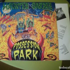 Discos de vinilo: HAUNTED GARAGE- POSSESION PARK. Lote 83300900
