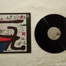 Discos de vinilo: ANTIGUO LP - SOLLER - MARIA DEL MAR BONET - ARIOLA - PORTADA MIRO. Lote 83344736