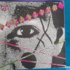 Discos de vinilo: KAKA DE LUXE & PARAISO, MAXI LP, CHAPA 1982. Lote 83357152
