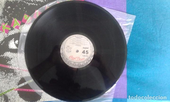 Discos de vinilo: KAKA DE LUXE & PARAISO, MAXI LP, CHAPA 1982 - Foto 3 - 83357152