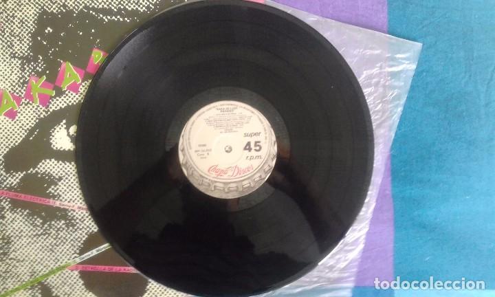 Discos de vinilo: KAKA DE LUXE & PARAISO, MAXI LP, CHAPA 1982 - Foto 4 - 83357152