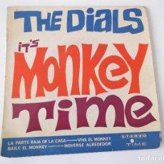 Discos de vinilo: THE DIALS - IT'S MONKEY TIME. Lote 83361096