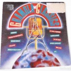 Discos de vinilo: GRAMOLA CLASSICS - SPEEDY GONZALEZ / POESIA EN MOVIMIENTO / BIRD DOG. Lote 83364492