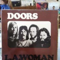 Discos de vinilo: THE DOORS - L. A. WOMAN - LP. . Lote 83372984
