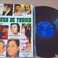 Discos de vinilo: MUSICA LP JUERGA DE TRONIO . Lote 83388984