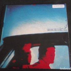 Discos de vinilo: U2. EVEN BETTER THAN THE REAL THING/ SALOMÉ (ESCRITO TITULO EN ESPAÑOL A BOLÍGRAFO). Lote 83398816