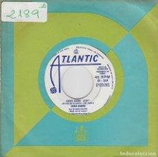 Discos de vinilo: CHRIS SQUIRE / LUCKY SEVEN / SILENTLY FALLING (SINGLE PROMO 1976). Lote 83403108