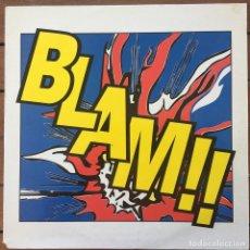 Discos de vinilo: BLAM!!! -LA LINEA . 1993 . ZAFIRO . DISCO PROMOCIONAL . Lote 83407200