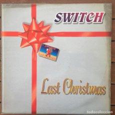Discos de vinilo: SWITCH – LAST CHRISTMAS . 1995 BIT MUSIC . Lote 83408116