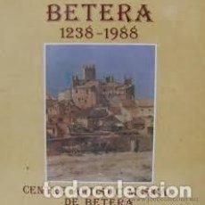 Discos de vinilo: CENTRE ARTISTIC MUSICAL DE BÉTERA -1238 - 1988 - LP - AÑO 1988. Lote 83426320
