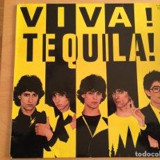 Discos de vinilo: TEQUILA: VIVA TEQUILA (CON CARPETA INTERIOR Y LA PEGATINA). Lote 83450523