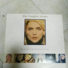 Discos de vinilo: LP THE VERY BEST OF DEBORAH HARRY AND BLONDIE. Lote 83479716