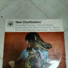 Discos de vinilo: LP NEW CHARTBUSTERS. Lote 83480116