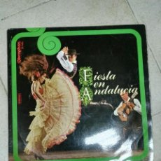 Discos de vinilo: LP FIESTA EN ANDALUCIA. Lote 83481408
