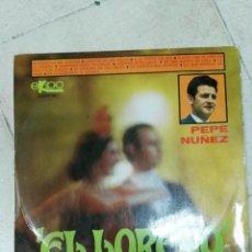 Discos de vinilo: LP PEPE NUÑEZ EL LOREÑO. Lote 83481808