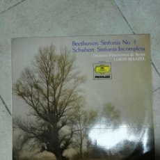 Discos de vinilo: LP BEETHOVEN SCHUBERT. Lote 83485776
