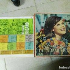 Discos de vinilo: 10 LP SELECCIONES MUSICALES LATINOAMERICANAS. Lote 83487348