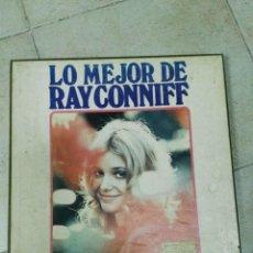 Discos de vinilo: 8 LP LO MEJOR DE RAY CONNIFF. Lote 83487464