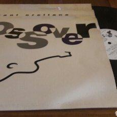 Discos de vinilo: RAUL ORELLANA:CROSSOVER (LP.12