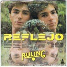 Discos de vinilo: REFLEJO - RULING - HISPAVOX 1984. Lote 83504572