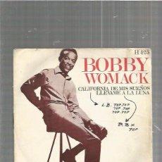 Discos de vinilo: BOBBY WOMACK CALIFORNIA. Lote 120249187
