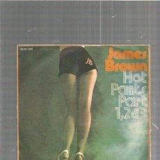 Discos de vinilo: JAMES BROWN HOT PANTS. Lote 83558144