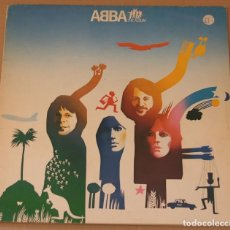Discos de vinilo: ABBA THE ALBUM. 1977. MADE IN UK. LP VINILO.. Lote 83565256