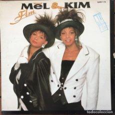 Discos de vinilo: MEL & KIM - F. L. M. . 1987 SANNY RECORDS . Lote 83569332